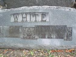 Elsie Amanda <I>Schneider</I> White
