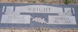 Ophelia <I>Willmoth</I> Wright