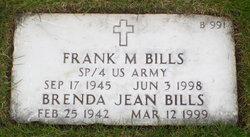 Frank M Bills