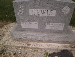 Jerry Francis Lewis