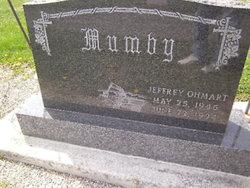 Jeff O. Mumby
