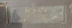 Mona R. Boggess