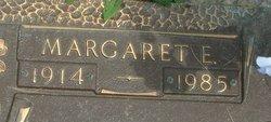 Margaret E. Bates