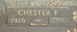 Chester F. Bates, Sr