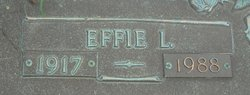 Effie L. Bowers