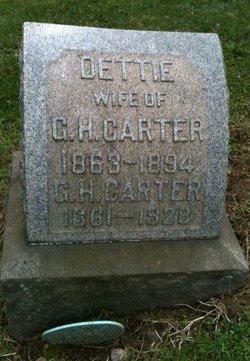 George H Carter