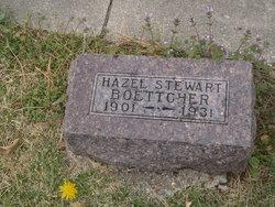 Hazel <I>Stewart</I> Boettcher