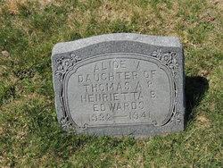 Alice V. Edwards