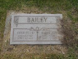 Charles Randell Bailey, Sr