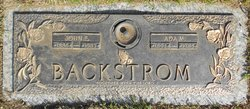 John Emil Backstrom