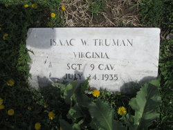 Isaac W. Truman