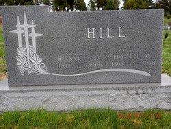 Hallie Marie <I>Snyder</I> Hill