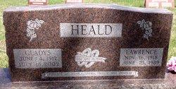 Gladys Lillie <I>Shroyer</I> Heald