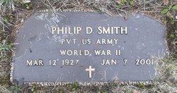 Philip D Smith