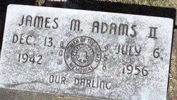 James M Adams, II