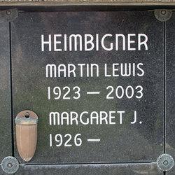 Martin Lewis Heimbigner