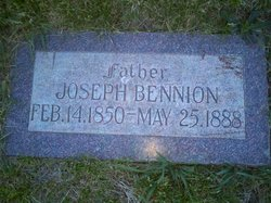 Joseph Bushell Bennion