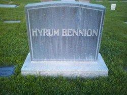 Hyrum Bushell Bennion