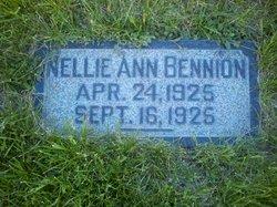 Nellie Ann Bennion