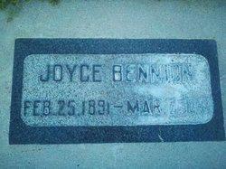 Joyce Bennion