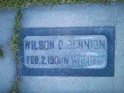 Wilson Duffin Bennion