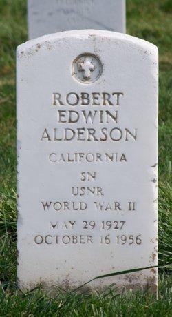 Robert Edwin Alderson