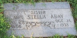 Mary Stella <I>Gribble</I> Aday