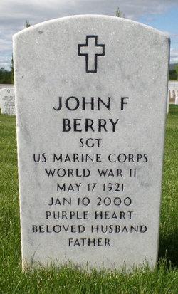 John Franklin Berry