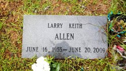 Larry Keith Allen