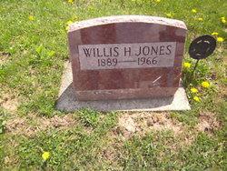 Willis Harrison Jones