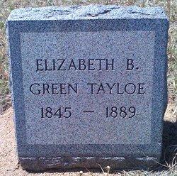 Elizabeth Blair <I>Green</I> Tayloe