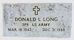 Donald Lue Long