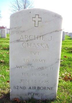 Archie J Chaska