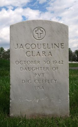 Jacqueline Clara Cuffley