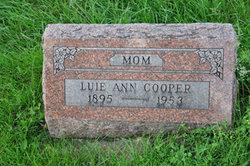 Luie Ann <I>Maberry</I> Cooper