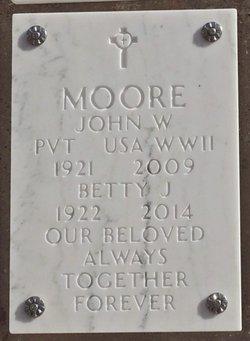 John Wilbur Moore