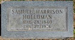 Samuel Harrison Holloman, Jr