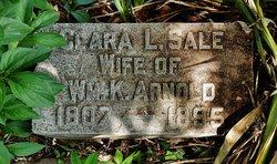 Clara Lavina <I>Sale</I> Arnold