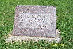Evelyn Ellen <I>Burget</I> Jacoby