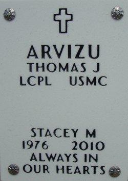 Stacey Marie <I>Cheuvront</I> Arvizu