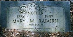 Mary Magdalene <I>Spears</I> Raborn