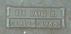 Rev David M. Glunt