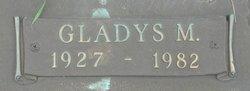 Gladys Marie <I>Julian</I> Cox