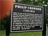 Sgt Philip Crowder
