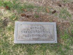 Sarah E. <I>King</I> Nelson