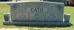 """Joeddie """"Mama Jo"""" <I>Powell</I> Cato"""