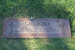 Thelma <I>Harrison</I> Gallagher