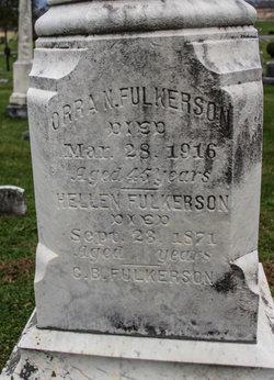 Orra N Fulkerson