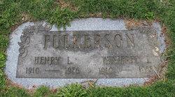 Anna Winifred <I>Johns</I> Fulkerson