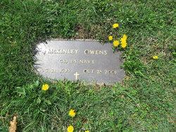 """McKinley """"Mac"""" Owens"""